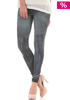 DR. DENIM Womens Kissy Dye Print Pant darkgrey