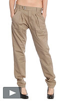 DR. DENIM Womens Nicole Loose Pant khaki
