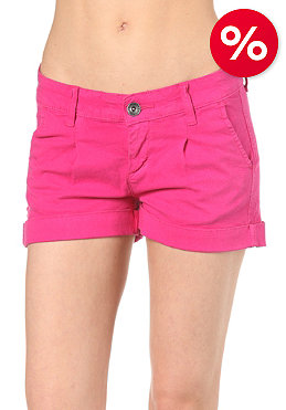 DR. DENIM Womens Ninny Shorts cerise