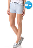 DR. DENIM Womens Valerie Short bleach sky