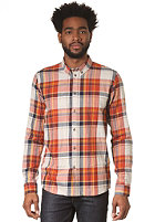 DR. DENIM Yaris Shirt greycheck