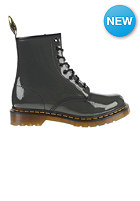 DR. MARTENS Womens 1460 Patent Boot grey