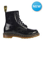 DR. MARTENS Womens 1460 Qq Flowers Boot black