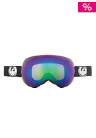 DRAGON APX Snow Goggle coal green ion