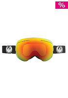 DRAGON APX Snow Goggle coal red ion