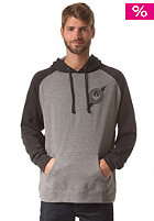 DRAGON Bolt Hooded Sweat charcoal heather