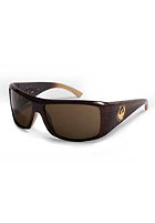 DRAGON Calaca Sunglasses mocha stripe bronze