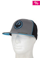 DRAGON Captain Cap light gray