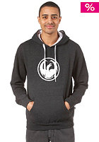 DRAGON Corp Hooded Sweat charcoal heather