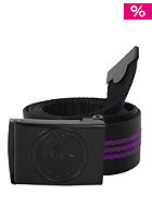 DRAGON Corp Web Belt jet purple