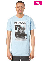 DRAGON Crashing Waves S/S T-Shirt sky blue