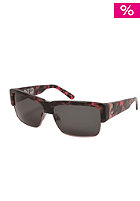 DRAGON Decca Sunglasses red rum grey
