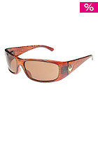 DRAGON Dusk Sunglasses crosshatch bronze