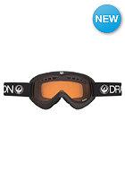 DX Goggle coal / amber