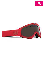 DRAGON DX Matte Ruby Red 2012 red eclipse