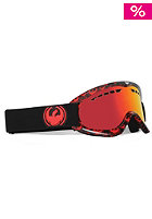 DRAGON DX  Red Gradient Icon 2012 red ion /amber