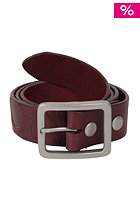 DRAGON Heist D-Luxe Belt oxblood