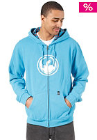DRAGON Icon Hooded Zip Sweat river blue
