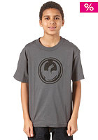 DRAGON Icon S/S T-Shirt charcoal