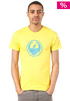 DRAGON Icon Slim S/S T-Shirt yellow