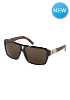 DRAGON Jam Sun Glasses miami palm trees bronze
