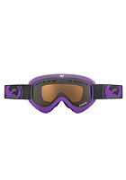 DRAGON Kids DXS Snow Goggle pop purple jet
