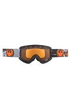 DRAGON Lil D Snow Goggle spooky dap amber