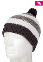 DRAGON Modesto Stripe Beanie white