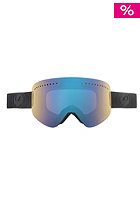 DRAGON NFX Knight Goggle eclipse/yellow blue ionized/rose rl