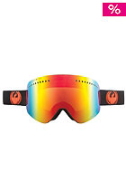 DRAGON NFX Snow Goggle Jet red ionized inkl. yellow blue ionized lens
