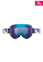 DRAGON NFX Snow Goggle solid navy blue steel