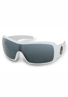 DRAGON Phase Sunglasses white/grey