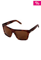 DRAGON Regal Sun Glasses matte tort bronze