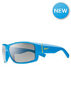 DRAGON Reverse Glasses blue hero/lasr orng w/grey lns