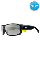 DRAGON Reverse Glasses matte black/volt w/grey lens