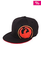 DRAGON Risen Fitted Cap black