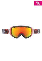 DRAGON Roque Snow Goggle monster dap red ion