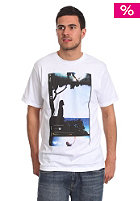 DRAGON Save The Waterways S/S T-Shirt white