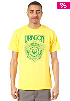 DRAGON Sound System S/S T-Shirt yellow