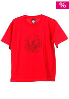 DRAGON Tendons S/S T-Shirt red