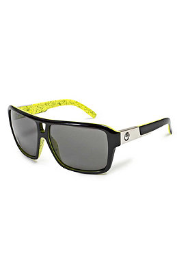 DRAGON The Jam Sunglasses acid splatter grey