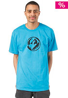 DRAGON Two Tone S/S T-Shirt turquoise
