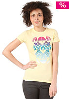DRAGON Womens Baudwon S/S T-Shirt yellow
