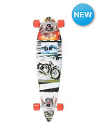 "Complete Longboard ""Go"" one colour"