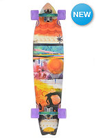 "Complete Longboard ""Jazzed"" one colour"