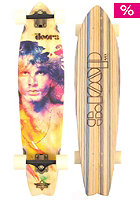 DUSTERS Complete Longboard The Doors Mojo Risin 8.75 one colour