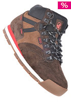 DVS Contax Hi brown suede