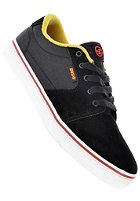DVS Convict Kids black suede