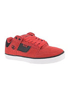DVS Evade red/black suede