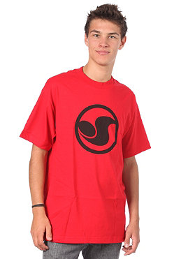 DVS Icon MB S/S T-Shirt red